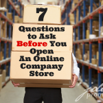 7 Questions to Ask Before You Open an Online Company Store