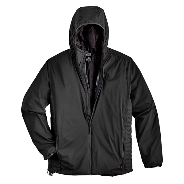 New style of puffer jacket