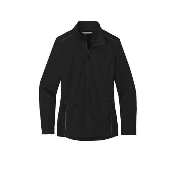 Easily packable rain and water resistant outerwear jacket