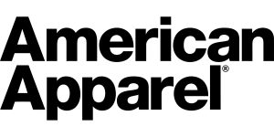 American Apparel t-shirts and apparel