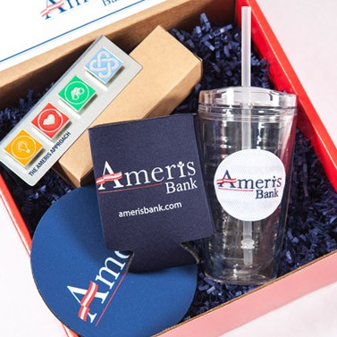 Portfolio - Welcome Box - Ameris Bank