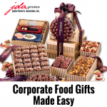 Corporate Food Gifts Made Easy