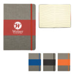6 New Journals and Padfolios that are Practically Begging for Your Logo
